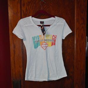 Harley Davidson t-shirt NWT